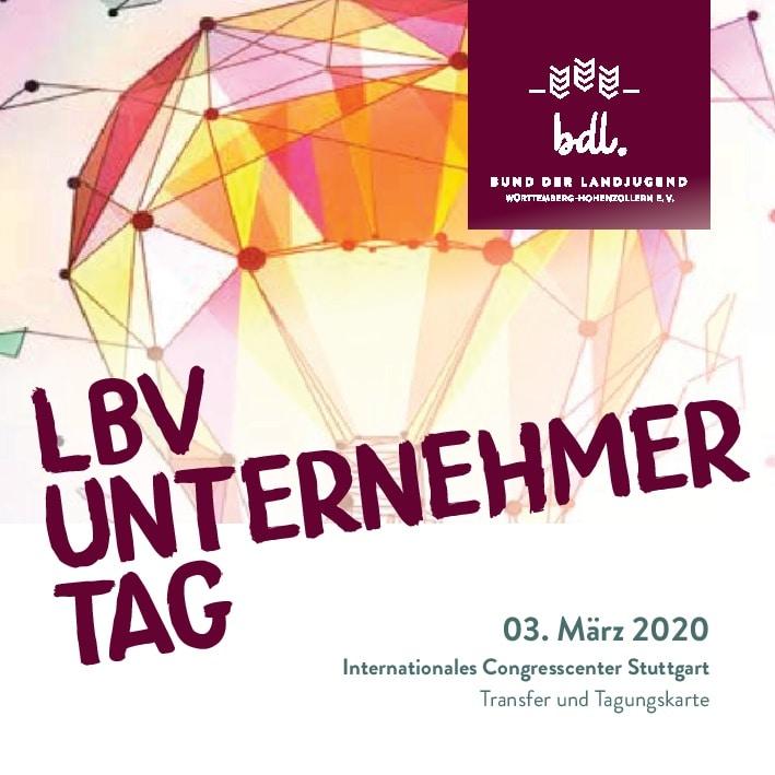 LBV-Unternehmertag